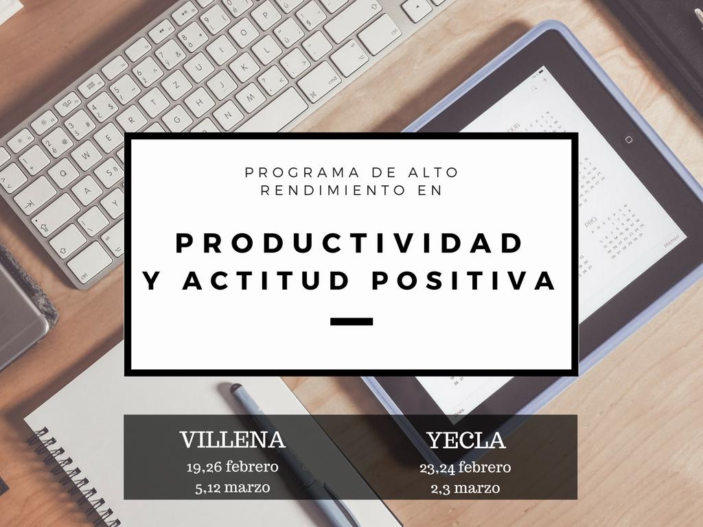 PROGRAMA DE ALTO RENDIMIENTO febrero- marzo