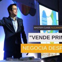 Master Class Alejandro Hernández