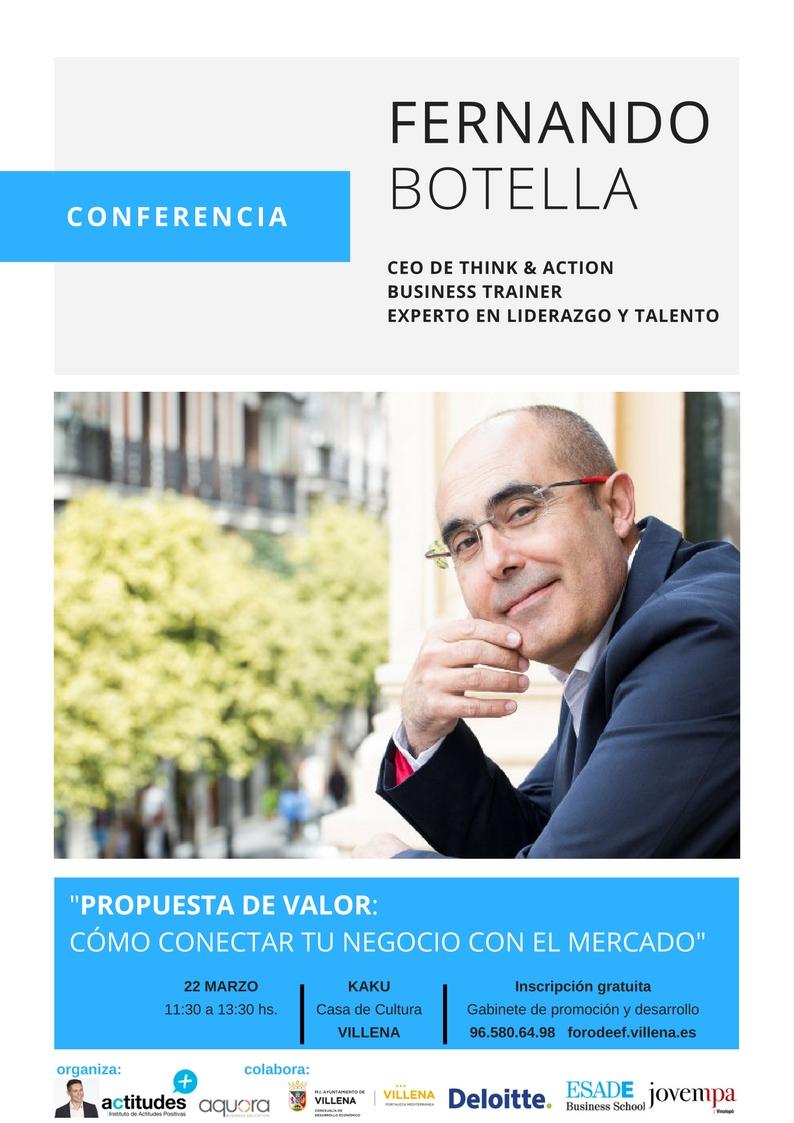 Conferencia Fernando Botella - Villena (3)