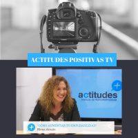 Actitudes Positivas TV- Cómo mejorar tu empleabilidad, con Elena Arnaiz