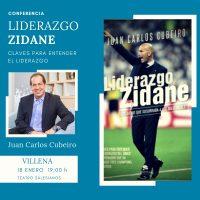 CONFERENCIA LIDERAZGO ZIDANE