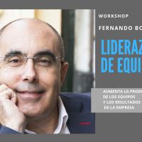 LIDERAZGO DE EQUIPOS  – Fernando Botella