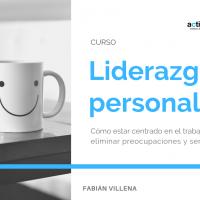 CURSO LIDERAZGO PERSONAL, con Fabián Villena